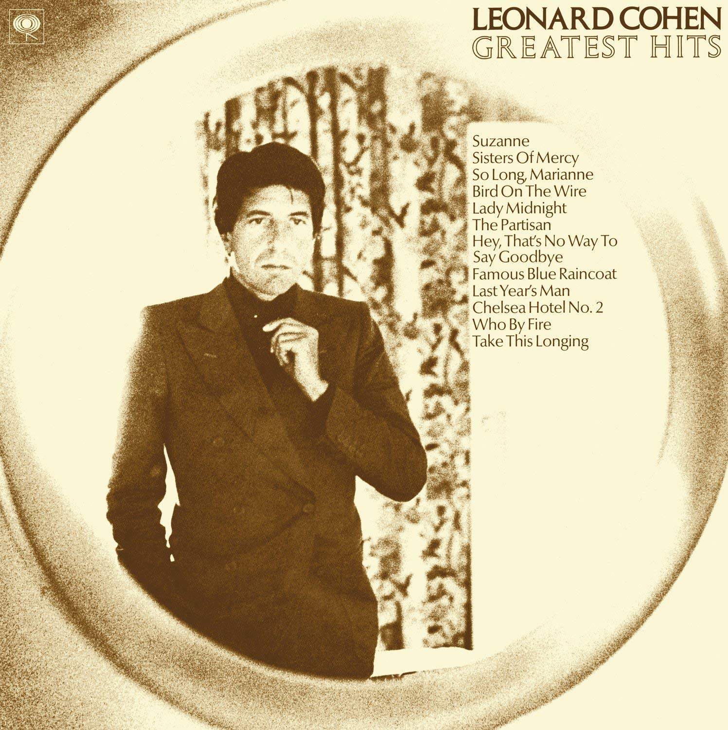 LEONARD COHEN - GREATIST HITS $22 180 gram vinyl @ 1975 Columbia Records