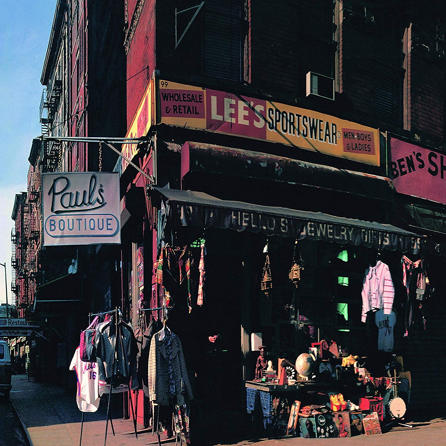 BEASTIE BOYS - PAUL'S BOUTIQUE $29 Paul'S Boutique 20Th Anniversary Edition @ 1989 Capitol Records