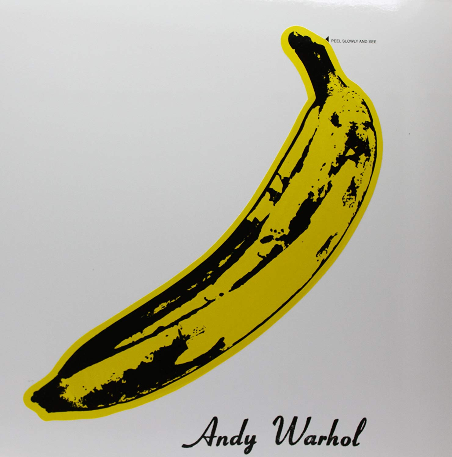 THE VELVET UNDERGROUND & NICO $28 produced by andy warhol @ 1967 Universal Records