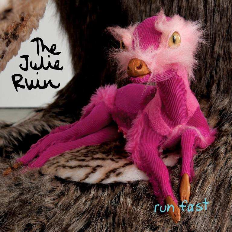 THE JULIE RUIN - RUN FAST $20 @ 2013 TJR Records