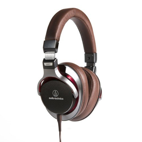 Audio Technica ATH-MSR7GM - Sonicpro Over-Ear Wired Headphones - Gun Metal Gray $270