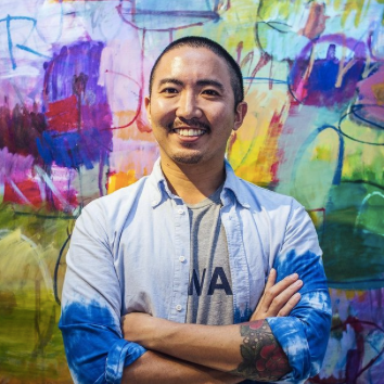 CHRIS CHING     OPERATION CONSULTANT COORDINATOR   Chris is born and raised in Kaimuki with a interest in community growth and development. He currently works as a freelance operations manager with two independent designers and small business owners based in Kaimuki. Design, curation, and creation is a passion, what a good place to call home.