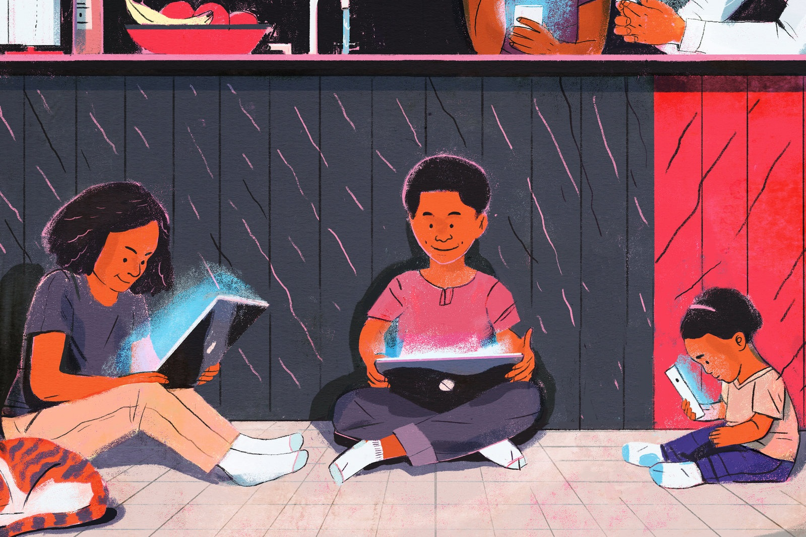 Forget Screen Time Rules — Lean In To Parenting Your Wired Child - Anya Kamenetz