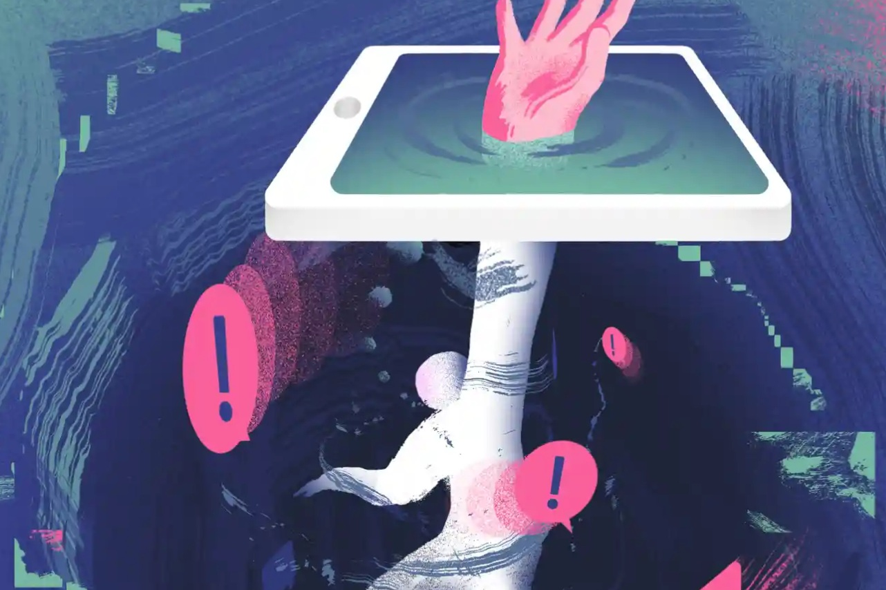 Why beating your phone addiction may come at a cost - Oscar Schwartz