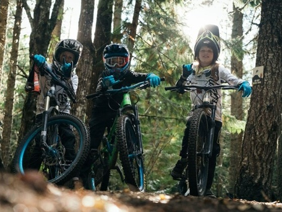 Mountain bike film by B.C. company kicks off world premiere - Glacier Media, Keili Bartlett