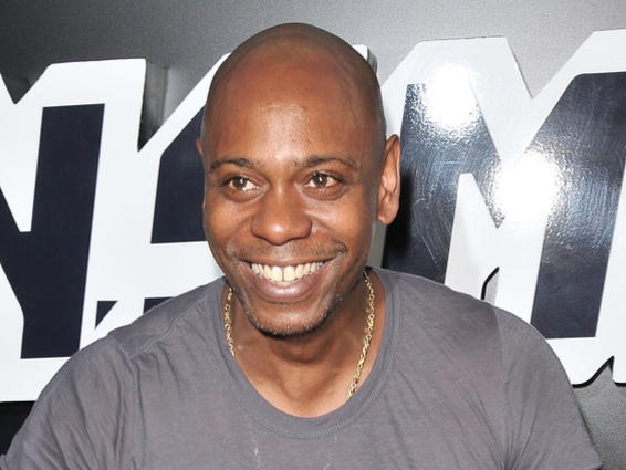 Dave Chappelle To Make His Phone-Free Broadway Debut This Summer - New York (WCBS 880/AP)
