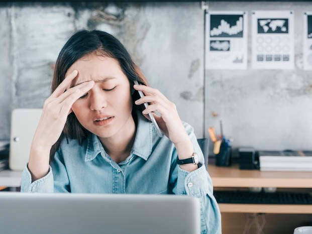 Work Stress Is Causing Major Burnout Among Millennials, Data Shows - Maurie Backman
