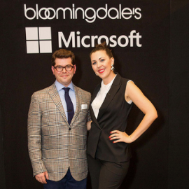 event with Bloomingdales + Microsoft |San Francisco