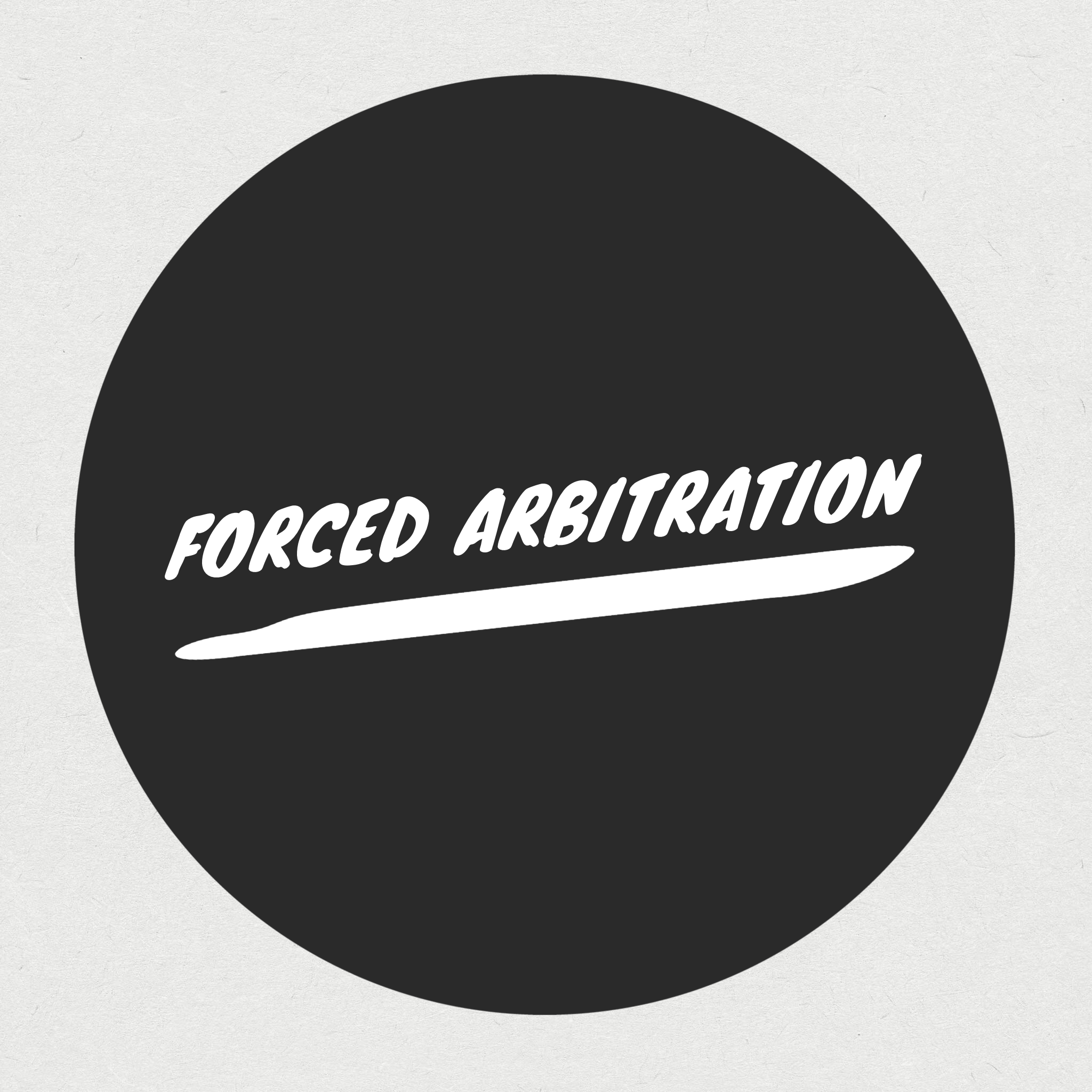 forced arbitration