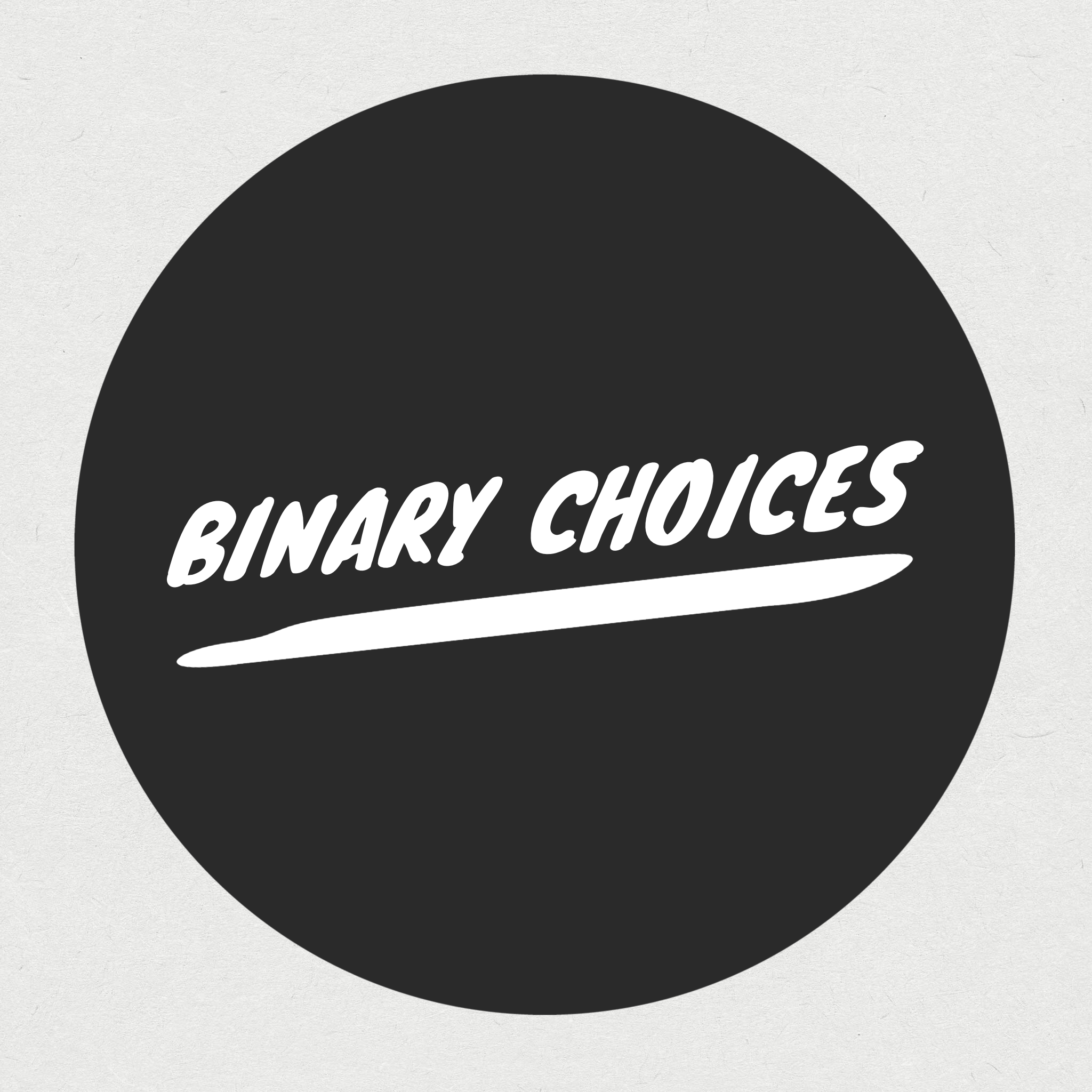 binary choices