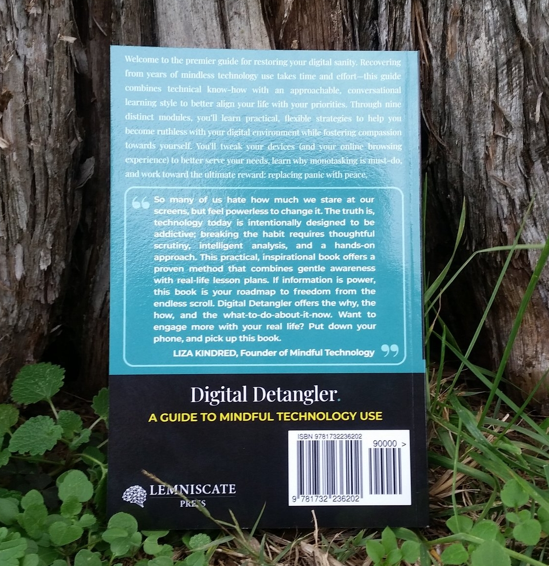 Our founder Liza Kindred loves Pete's book so much that she wrote the blurb!