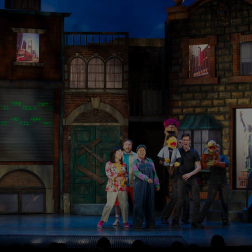 AVENUE Q - 2012 | Skylight Music Theatre Mainstage