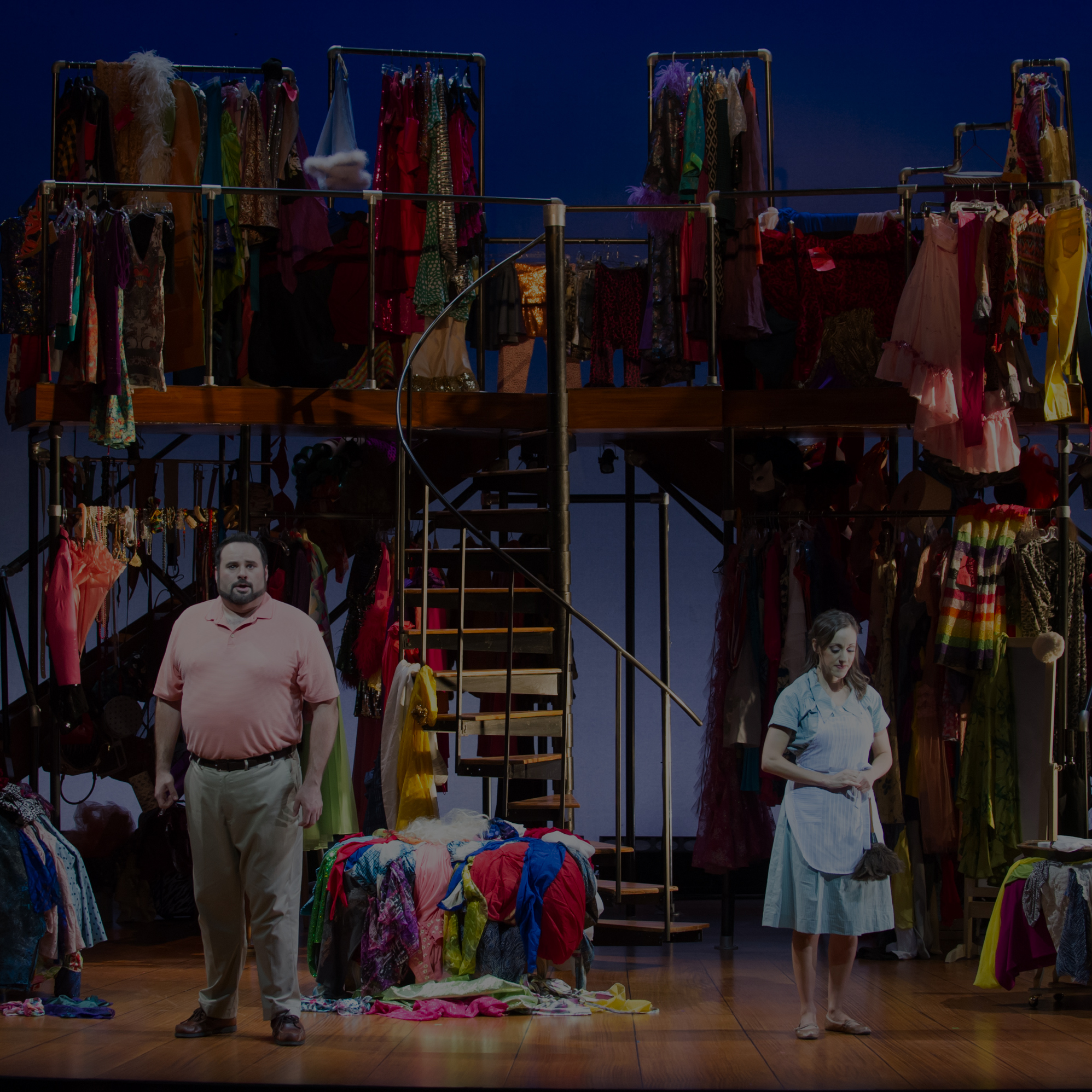 LA CENERENTOLA - 2014 | Skylight Music Theatre