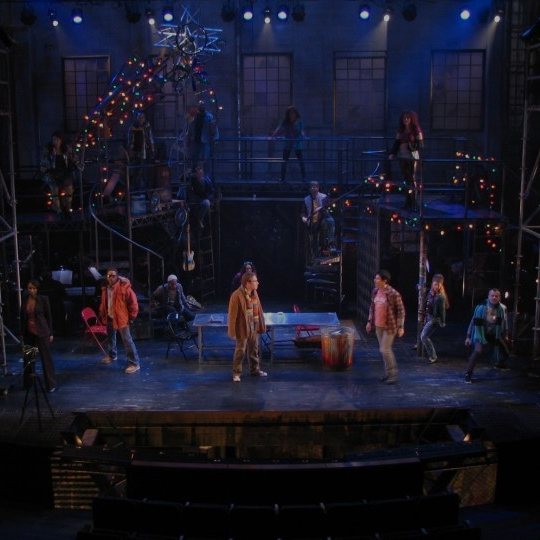 RENT - 2009 | Skylight Opera Theatre Mainstage