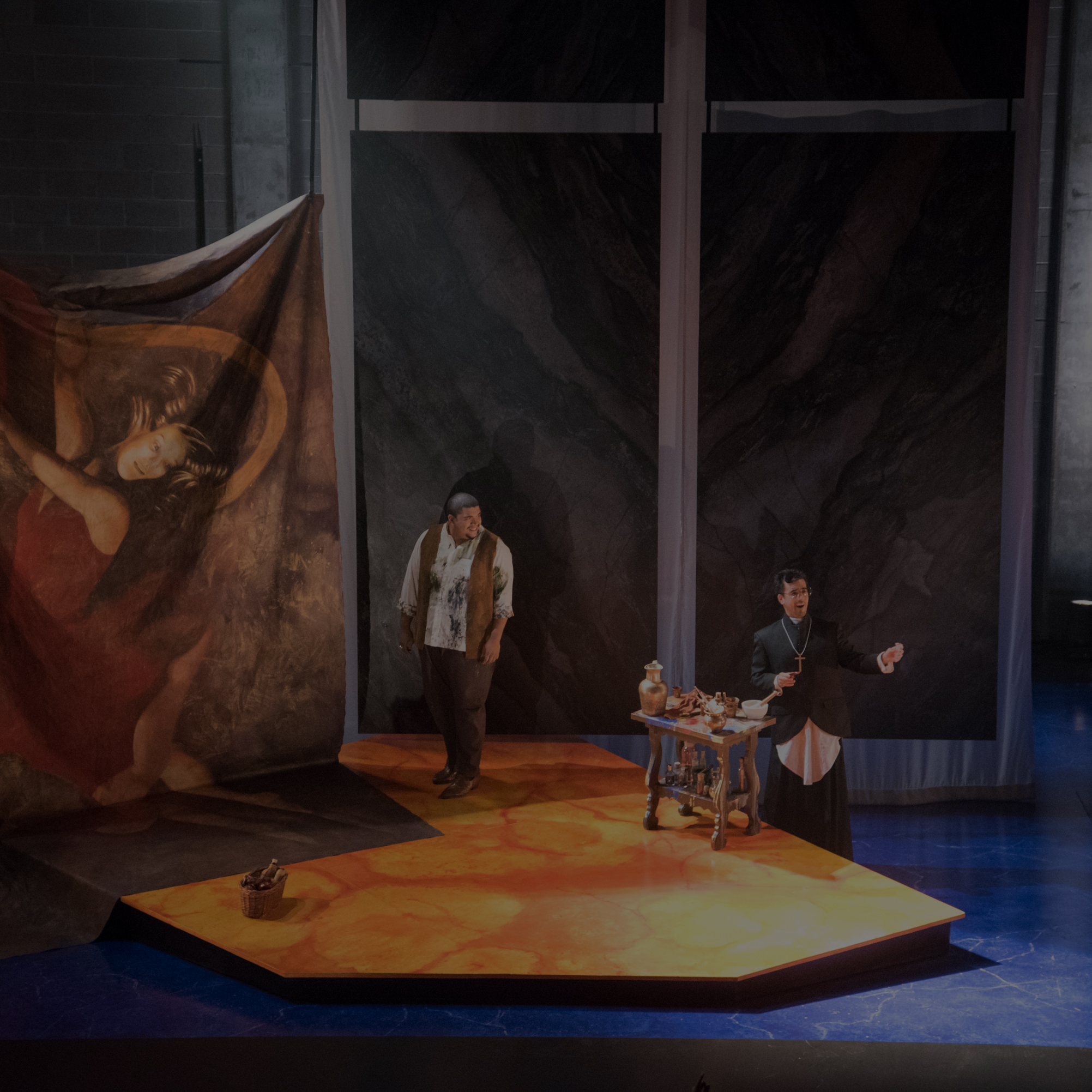 TOSCA - 2015 | Skylight Music Theatre
