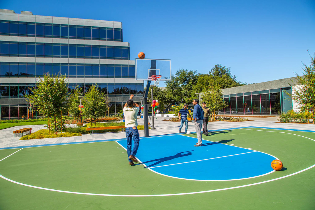 Basketball Court - Shoot some hoops or get a group together for some 5-on-5 at our Basketball Court.Varies