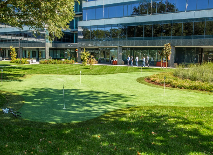 Putting Green - The Putting Green features six holes and various elevations to hone your craft.Varies