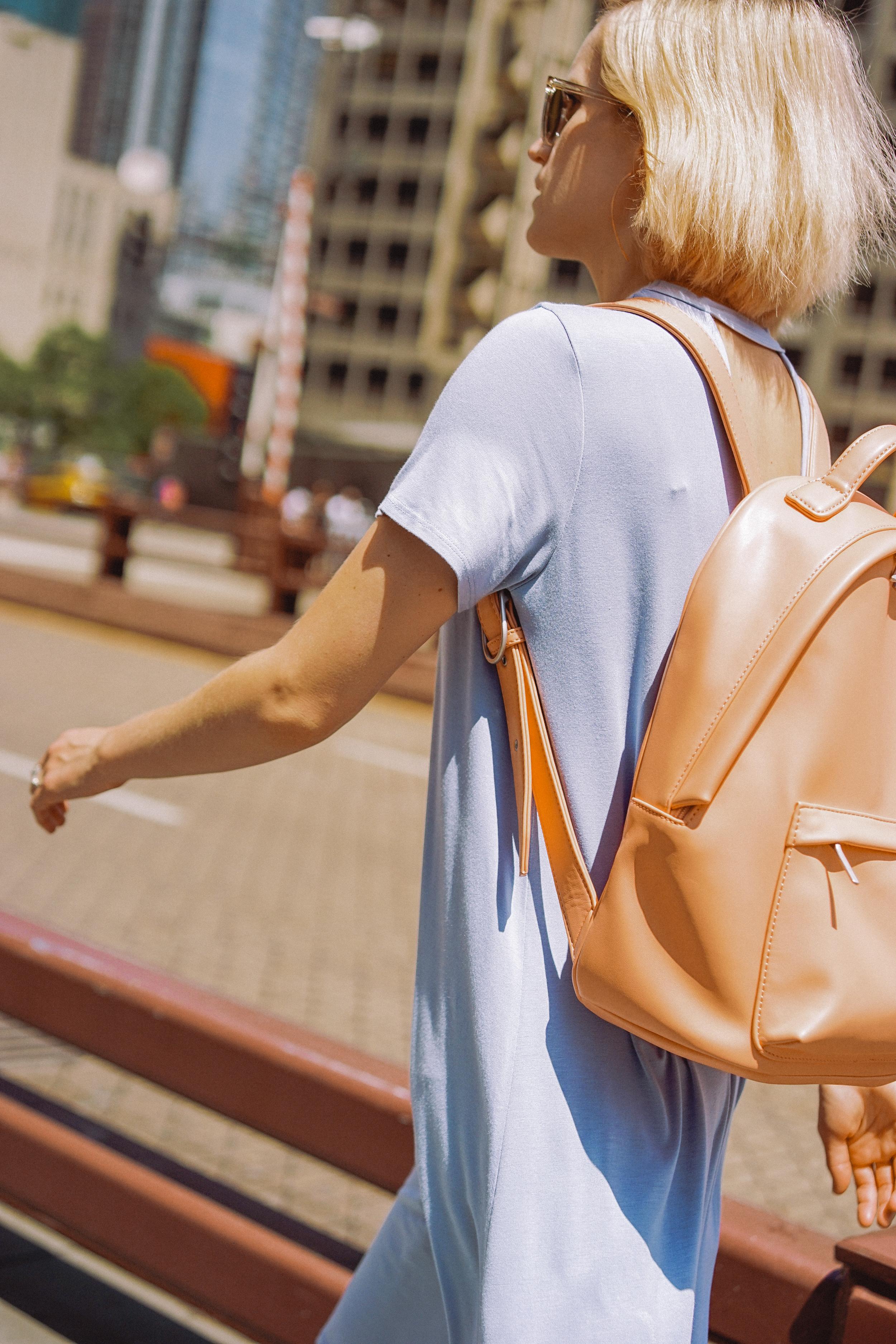 Chicago Explorer Style | PinkBlush Maternity