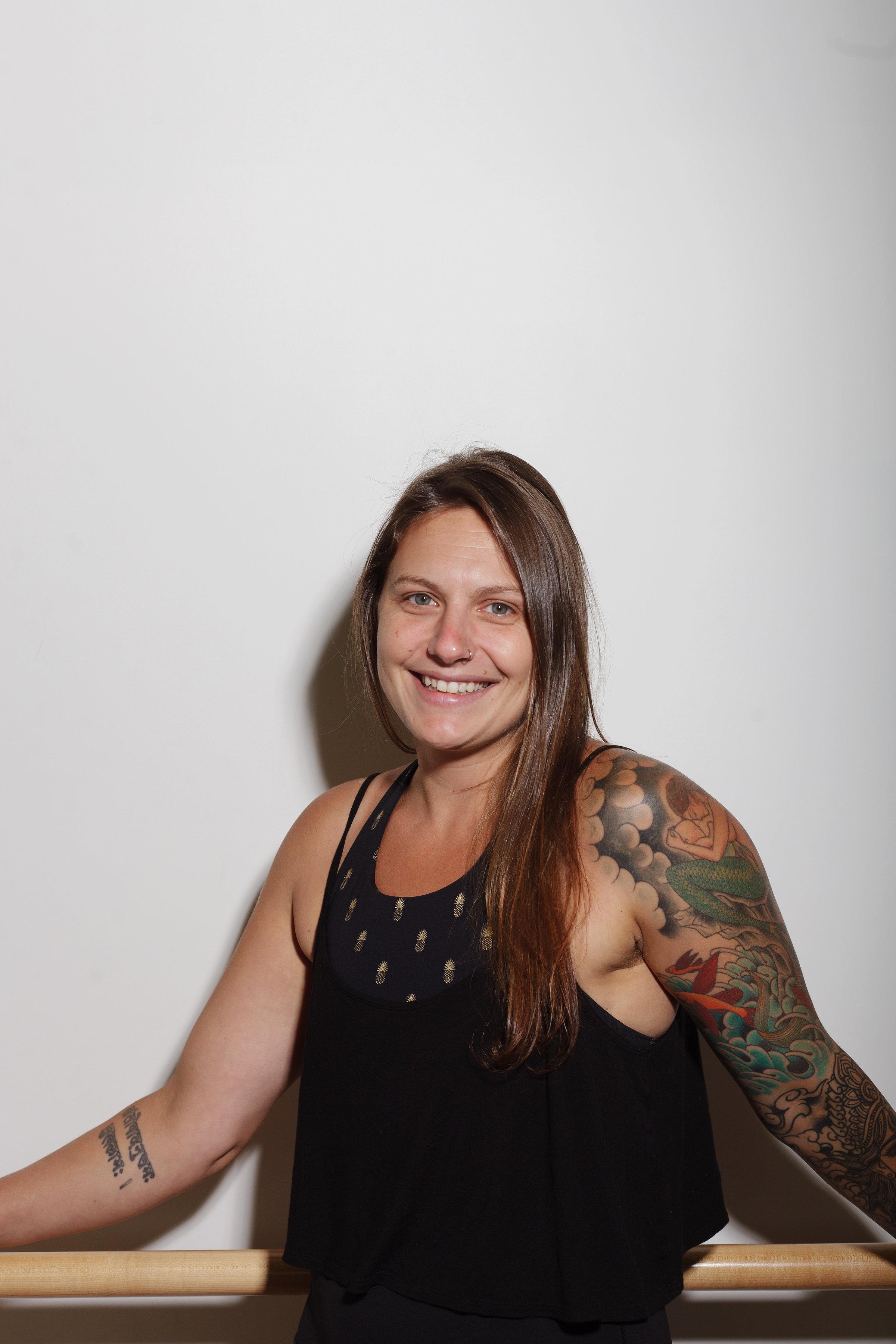 Elizabeth April - Lead Trainer