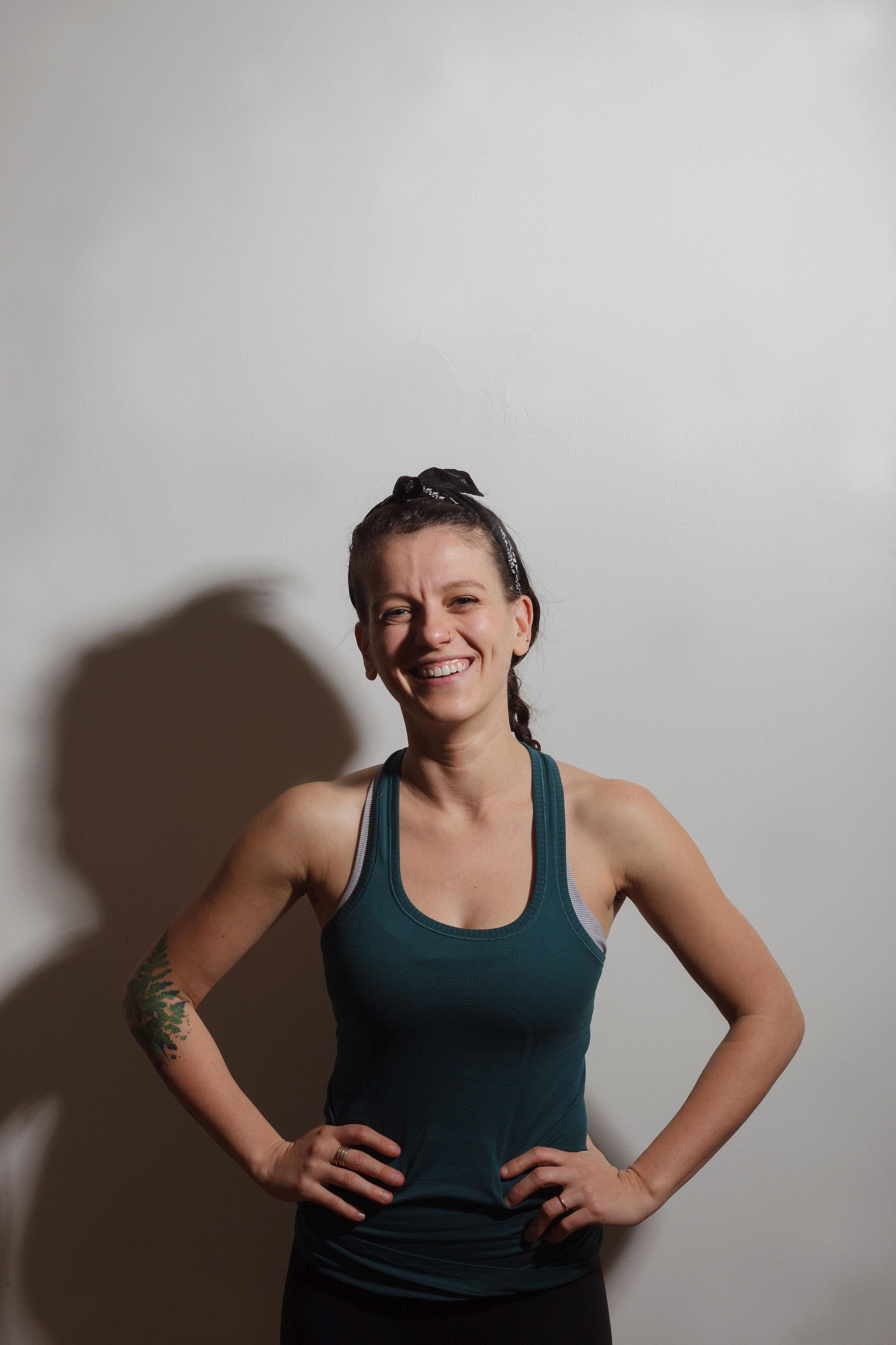 Jess Emilfarb - Lead Trainer