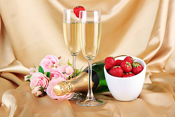 Deluxe Romance Package - $199.001 Bouquet of Twelve Roses12 Chocolate Covered Strawberries 1 Bottle of Champagne^Upgrades available**24 Hour Notice Required, Gratuity Not IncludedBOOK TODAY! CALL (855) 744-5500