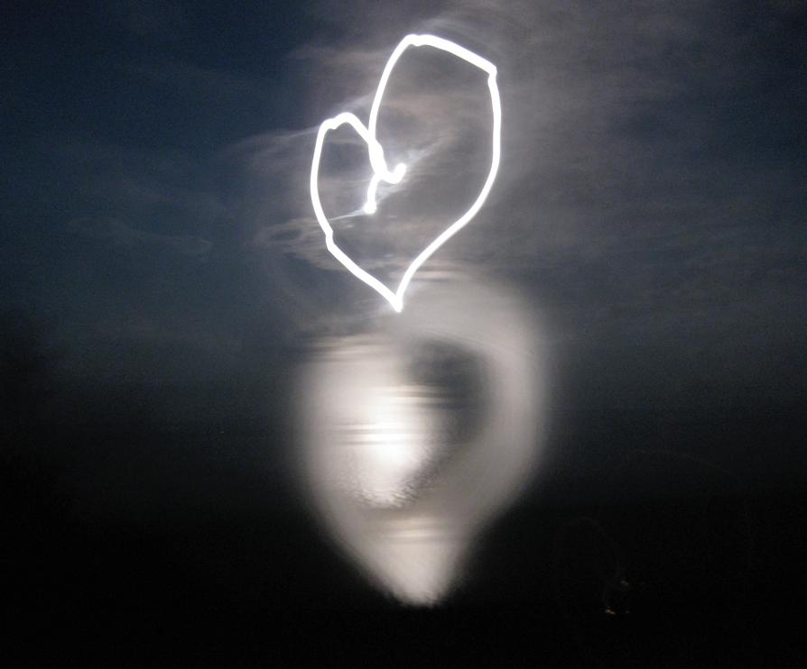 Love Moon, by Carla Sanders