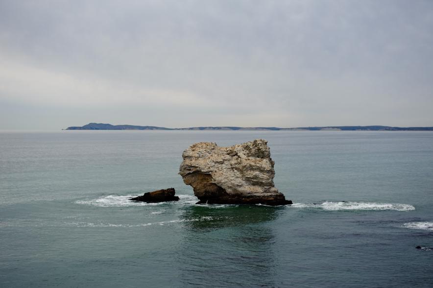 Arch Rock Overlook, Point Reyes
