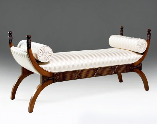 CH011 - Empire Classic Bench