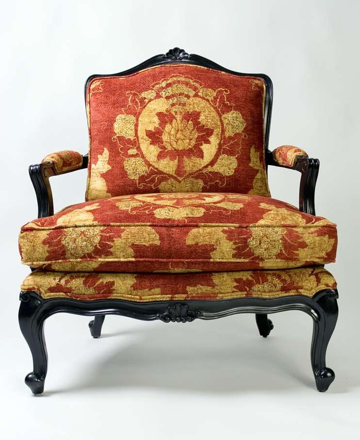 CH1036 - Louis XV Arm Chair