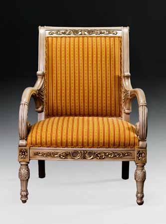 CH1638 - Versace Arm Chair
