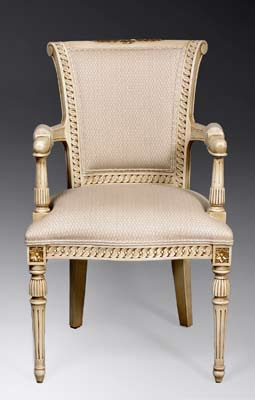 CH1012A - Paris Highback Arm Chair