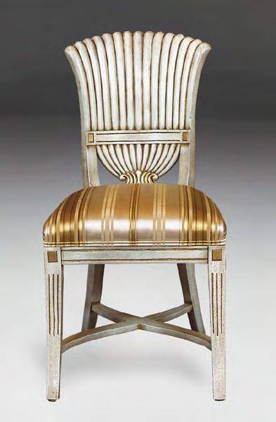 CH1017 - Shell Back Dining Chairs