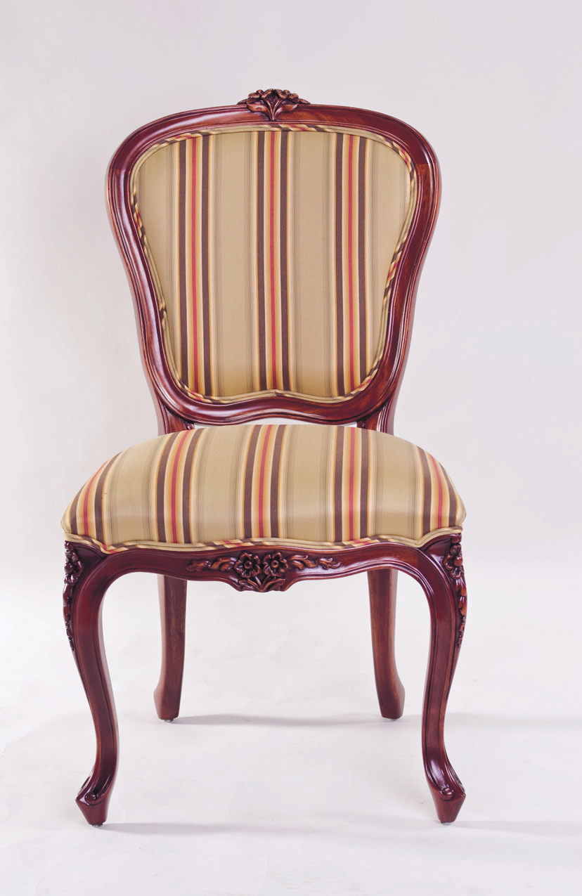 CH1023S - Louis XV Dining Side Chair