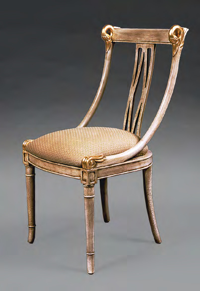 CH1039 - Empire Swan Dining Chair