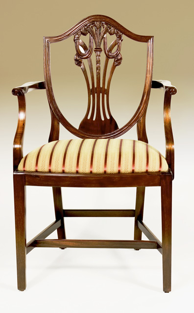 CH1169A - Prince of Wales Arm Chair