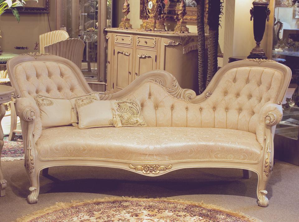 CH2056 - Victorian Style Sofa