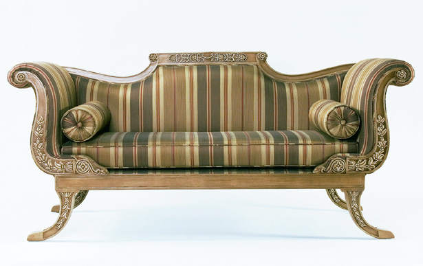 CH2286 - Regency Style Sofa