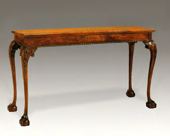 TA4729 - Chippendale Console Table