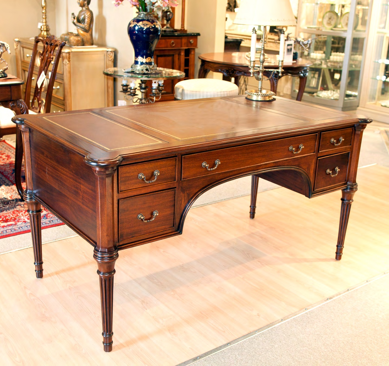 TAOD7022 - Sheraton Period Writing Desk