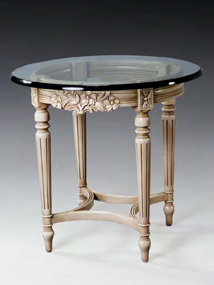 TA88GTE - Louis XVI End Table