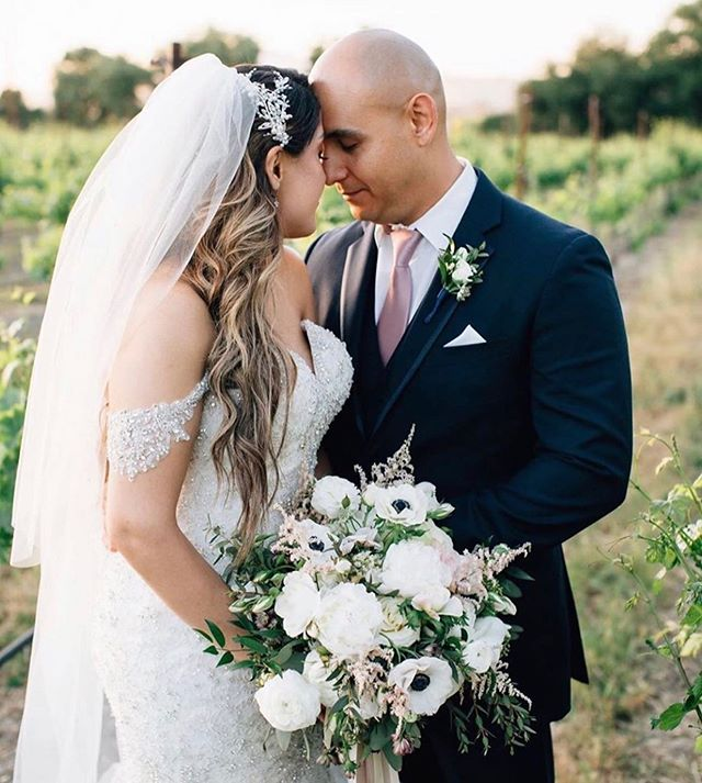 Josie & Gerardo!  5.3.19!♥️😍💕 . Photo by @annaperevertaylo  Makeup by Ḧ̤ä̤l̤̈ë̤ÿ̤ #muahhaleynelson and Hair by S̤̈ä̤l̤̈ï̤n̤̈ä̤! #muahsalinacarter
