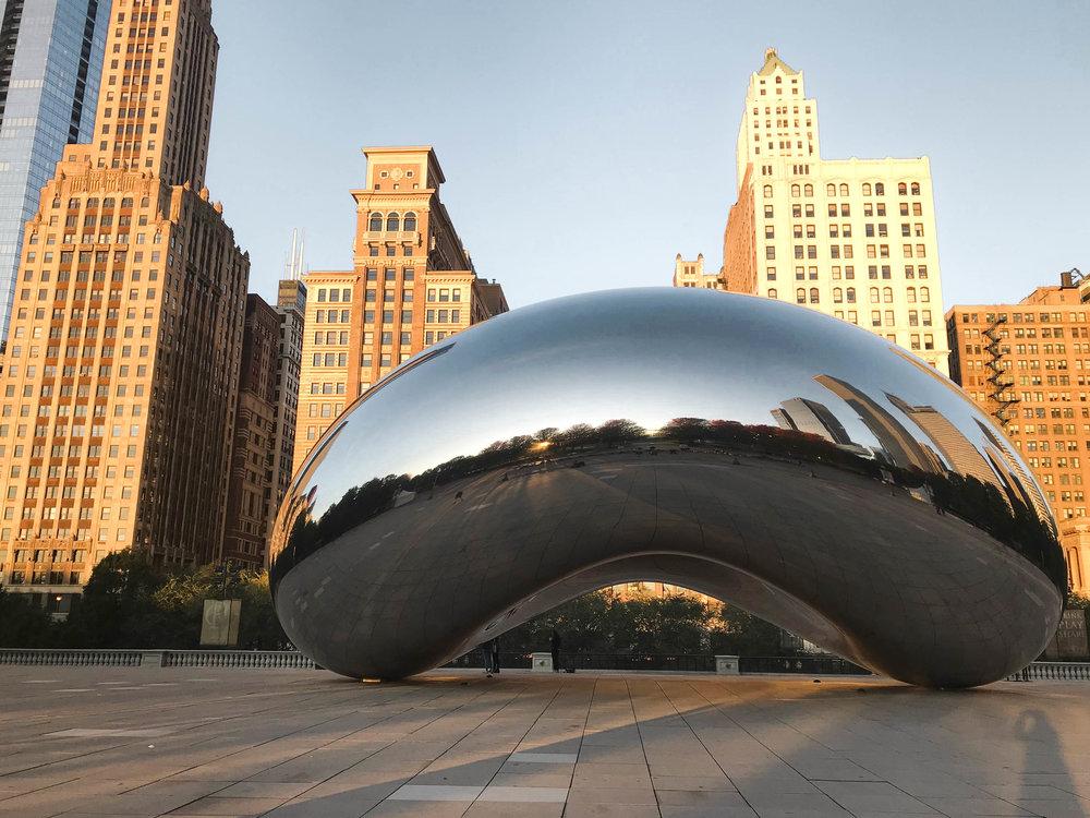 Chicago, Illinois - Enter Aly's Photo Gallery