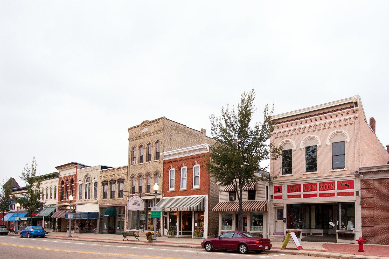 Stoughton Wi downtown