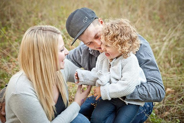 This sweet family was SO much fun to photograph!