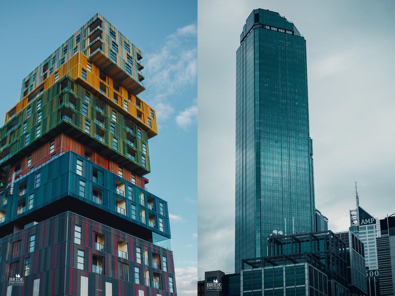 THE ICON - St Kilda & Rialto Towers