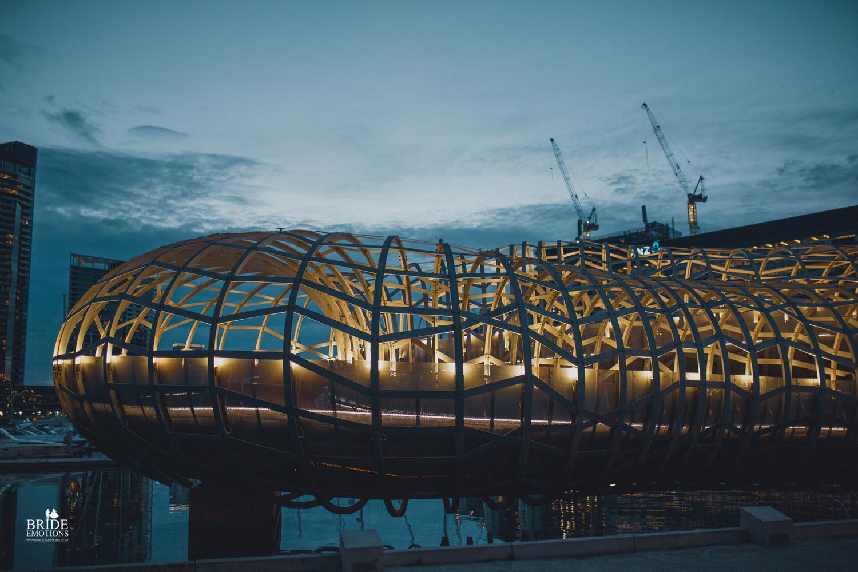 Webb Bridge - Docklands