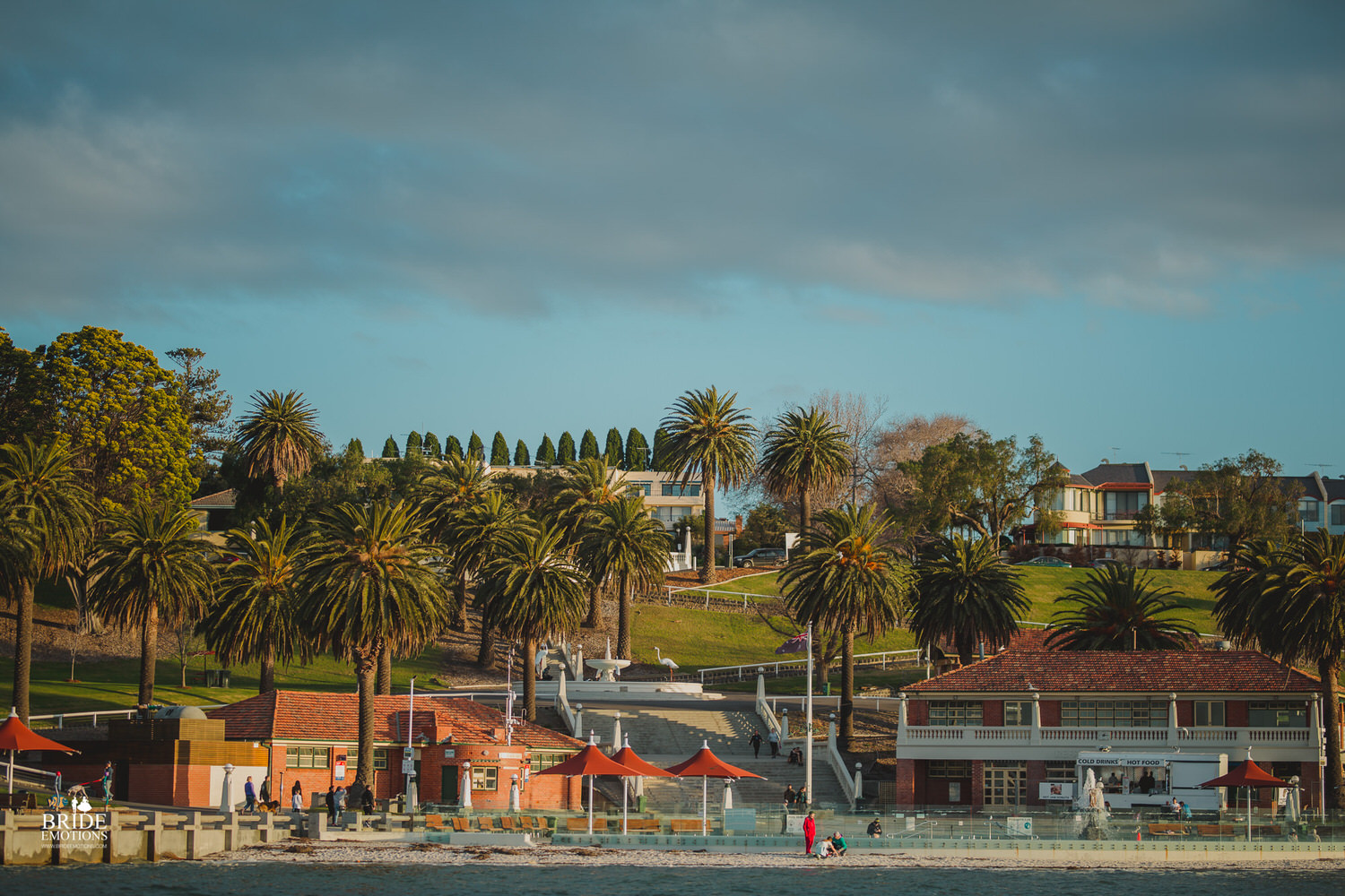 Geelong is a city southwest of Melbourne, Australia.