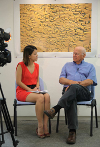 Interview in Hong Kong