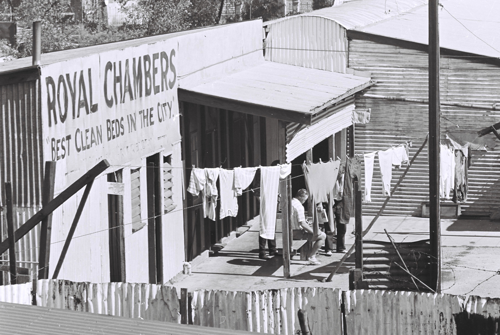 Royal Chambers, Kalgoorlie WA, 1962