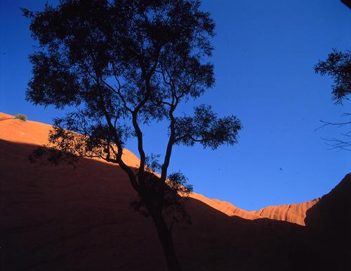 Uluru (Ayers Rock), Northern Territory.